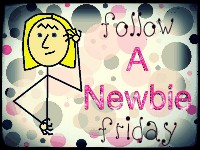 Follow a Newbie Friday, blog, new bloggers